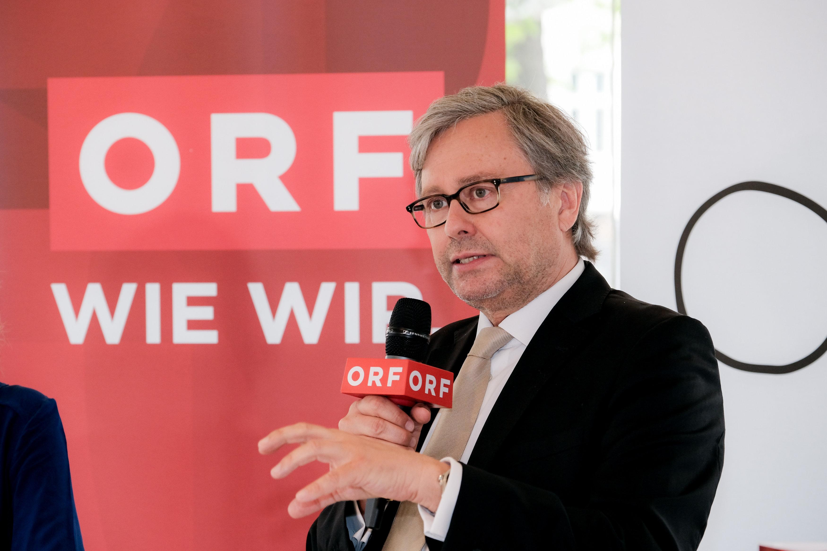 2° sind mehr, als du denkst: ORF-MUTTER ERDE - Alexander Wrabetz, ORF
