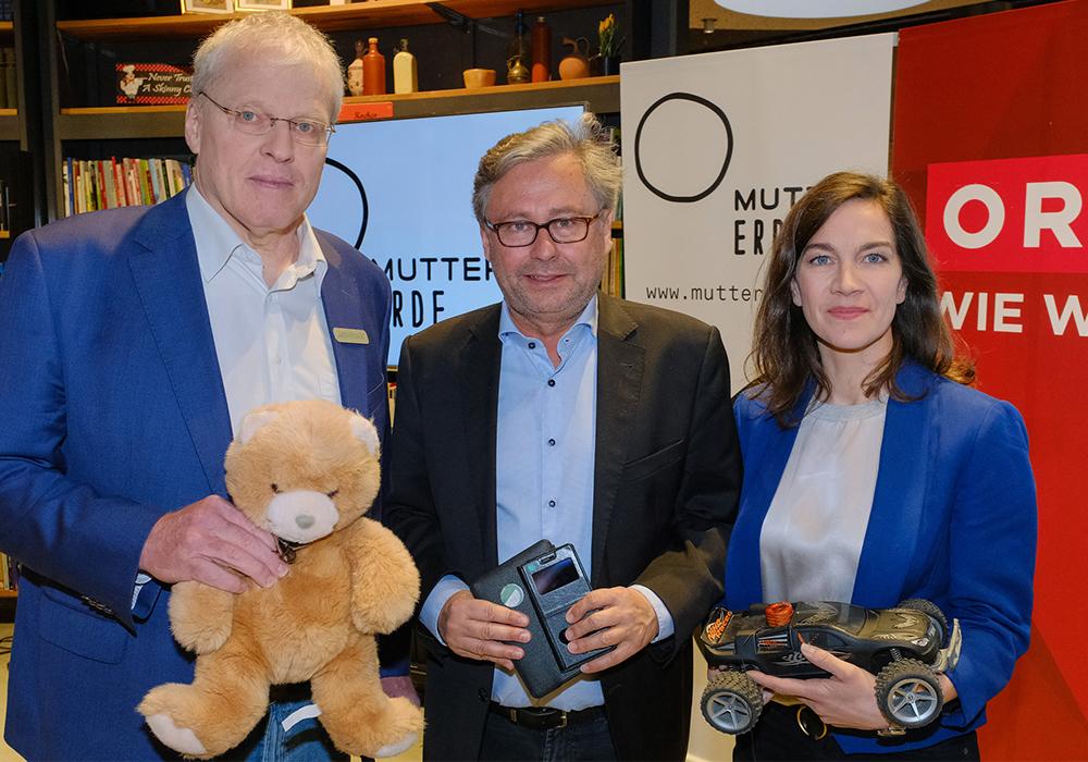 MUTTER ERDE Pressekonferenz zum Themenschwerpunkt 2019