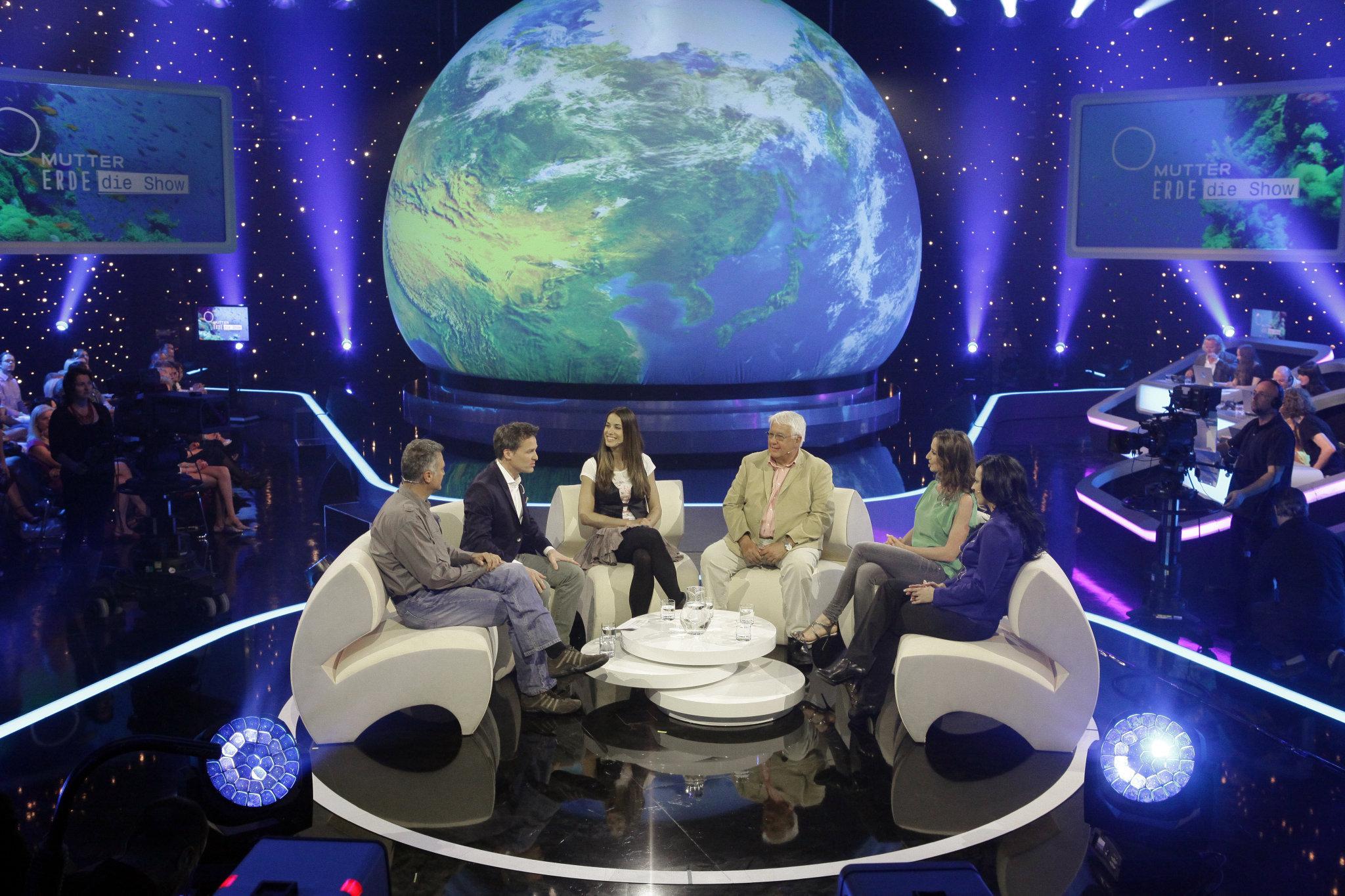 Mutter Erde - Die Show