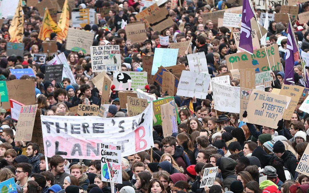 Globale Studie – Die Welt hat Angst vor dem Klimawandel