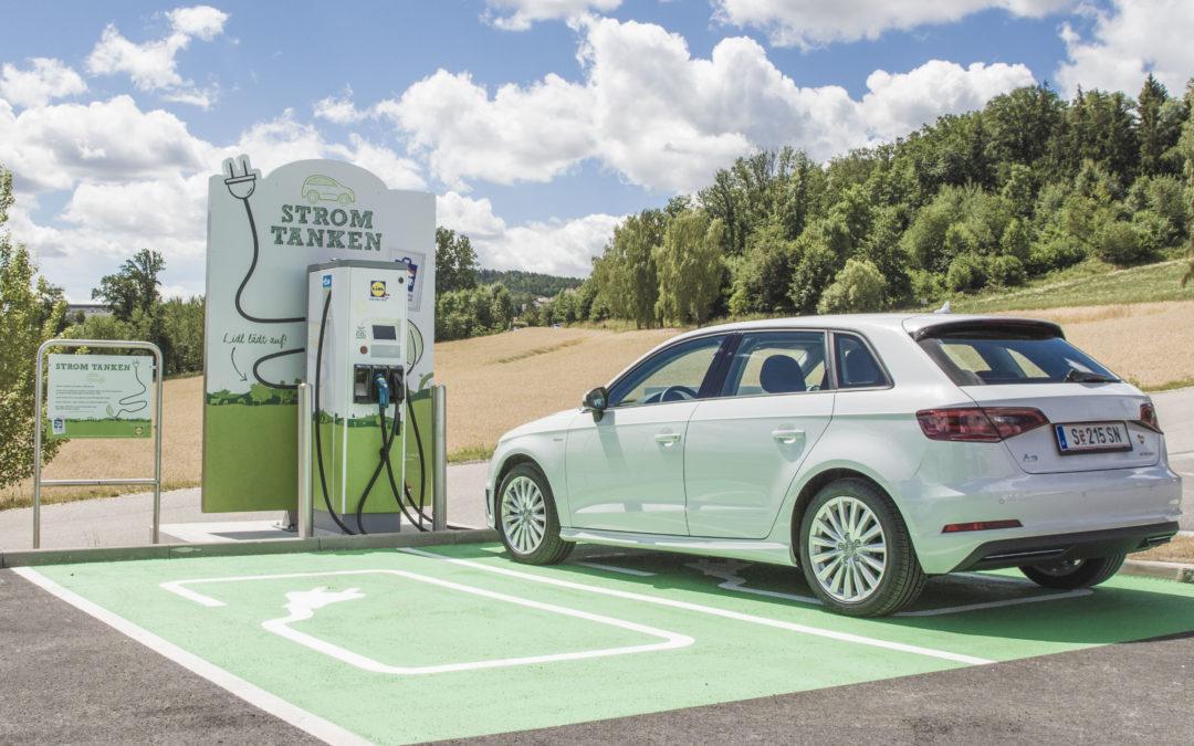 Mehr E-Tankstellen bekommt das Land