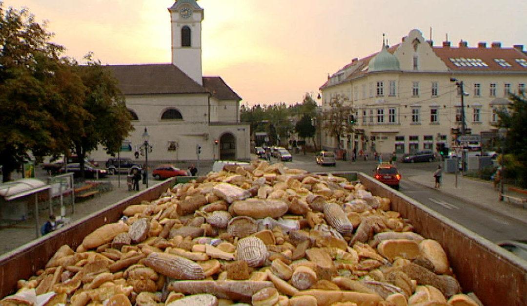 Unser täglich Brot – statt in den Müll ab jetzt aus der Flasche