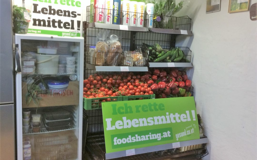 Projekte gegen Lebensmittelverschwendung gesucht!