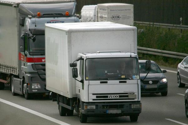 VCÖ: Lebensmittelverschwendung verursacht in Österreich viel Lkw-Verkehr