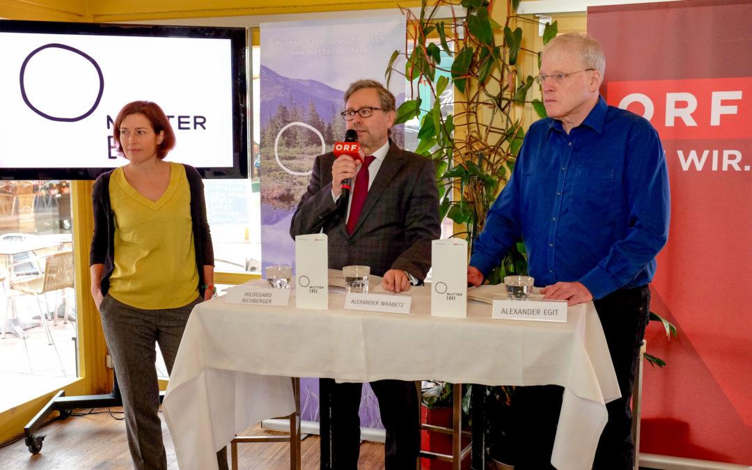 Essen verschwenden ist Mist: MUTTER ERDE goes public.