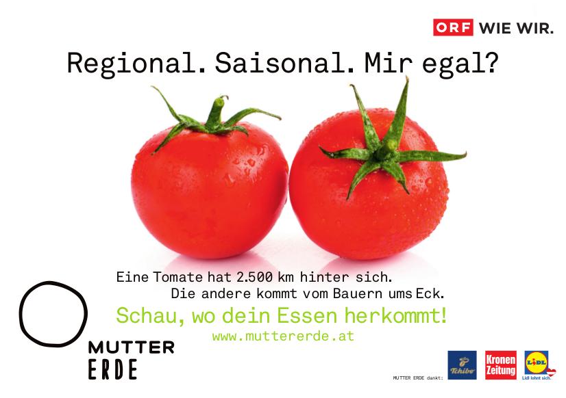 """ORF/MUTTER ERDE-Schwerpunkt: """"Schau, wo dein Essen herkommt!"""""""