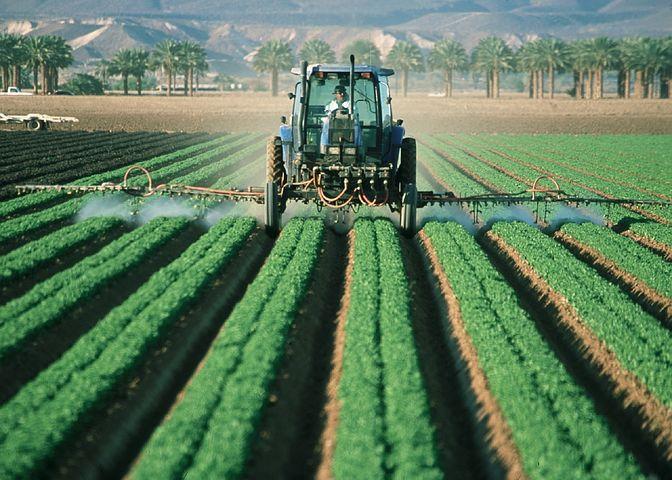 Vom Winde verweht – Abdriften von Pestiziden
