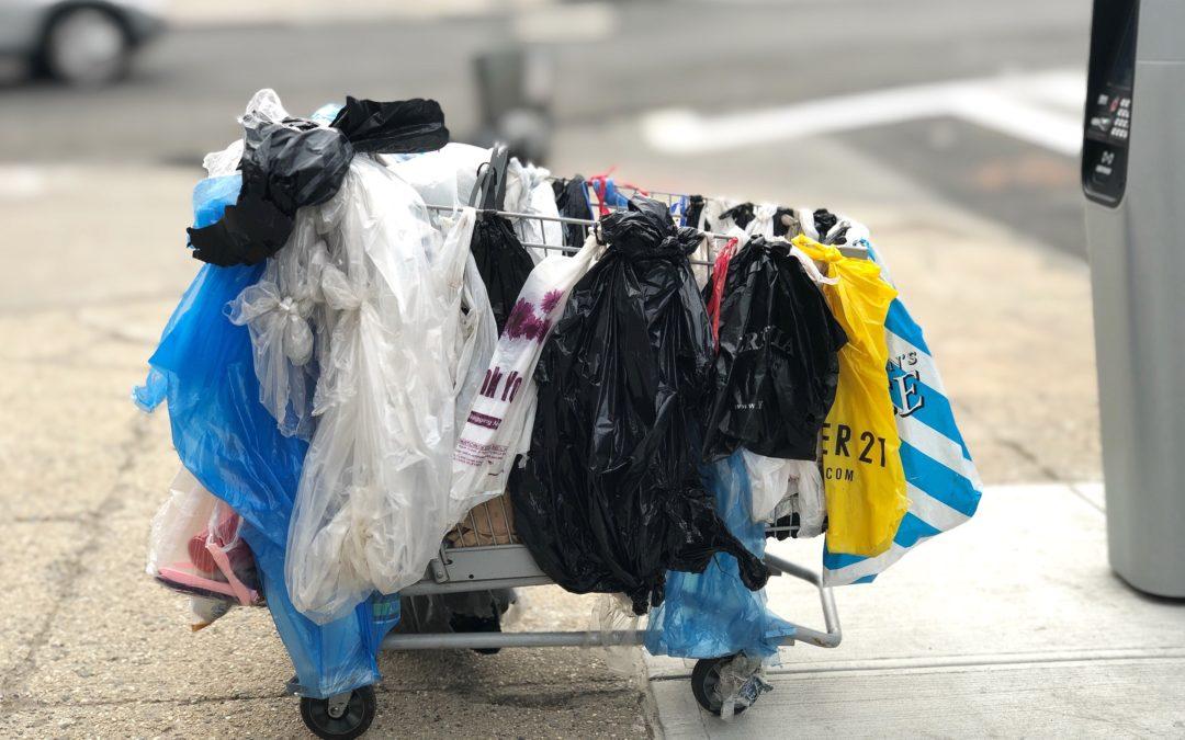 Verbot für Plastiksackerl kommt