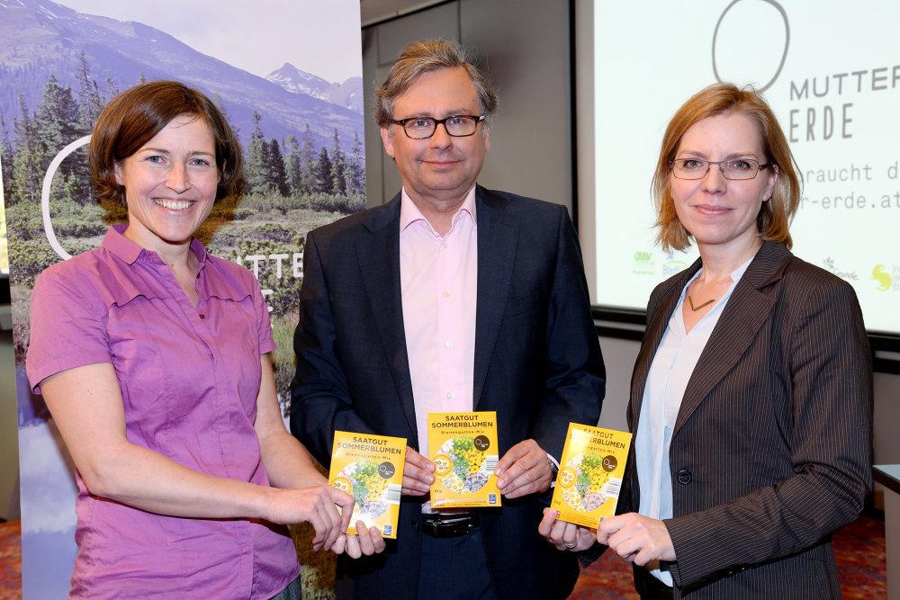 ORF/MUTTER ERDE: Summen sammeln für die Bienen!
