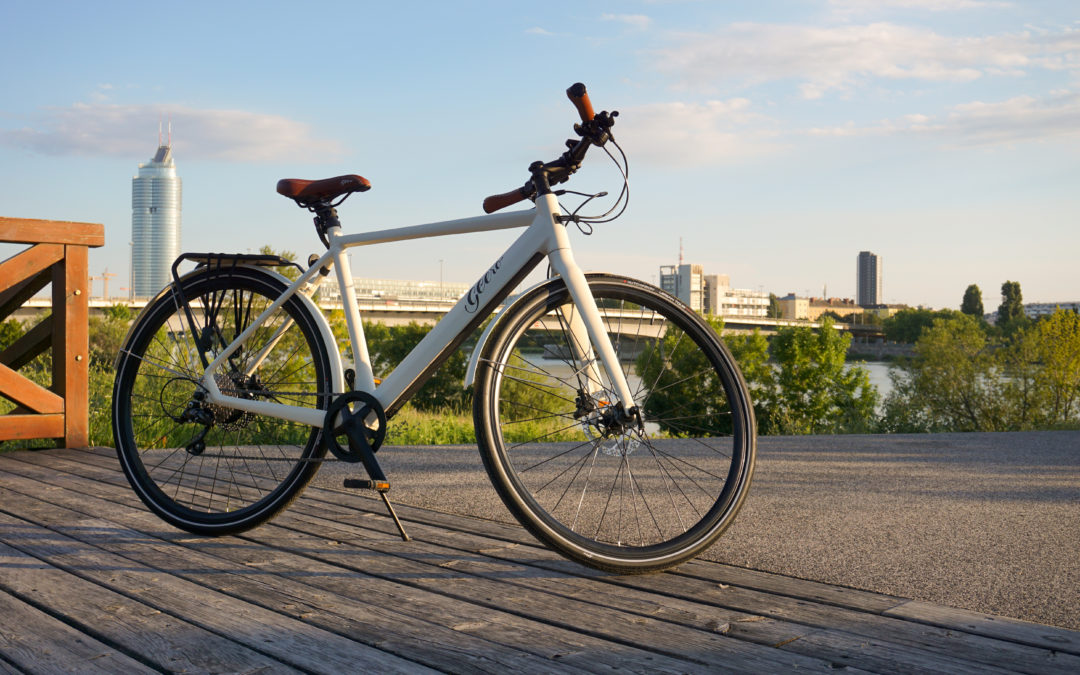 Geero: die Vision vom revolutionären E-Bike